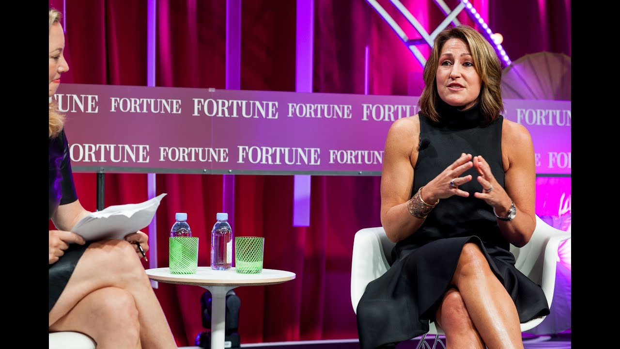 Mylan NV CEO Heather Bresch at Fortune's Most Powerful Women ...