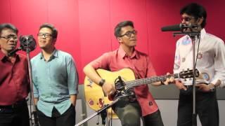 "Dato' Jamal Abdillah & Eddy Silitong - ""Lancang Kuning"" & ""Bunga Pujaan"" (LIVE)"