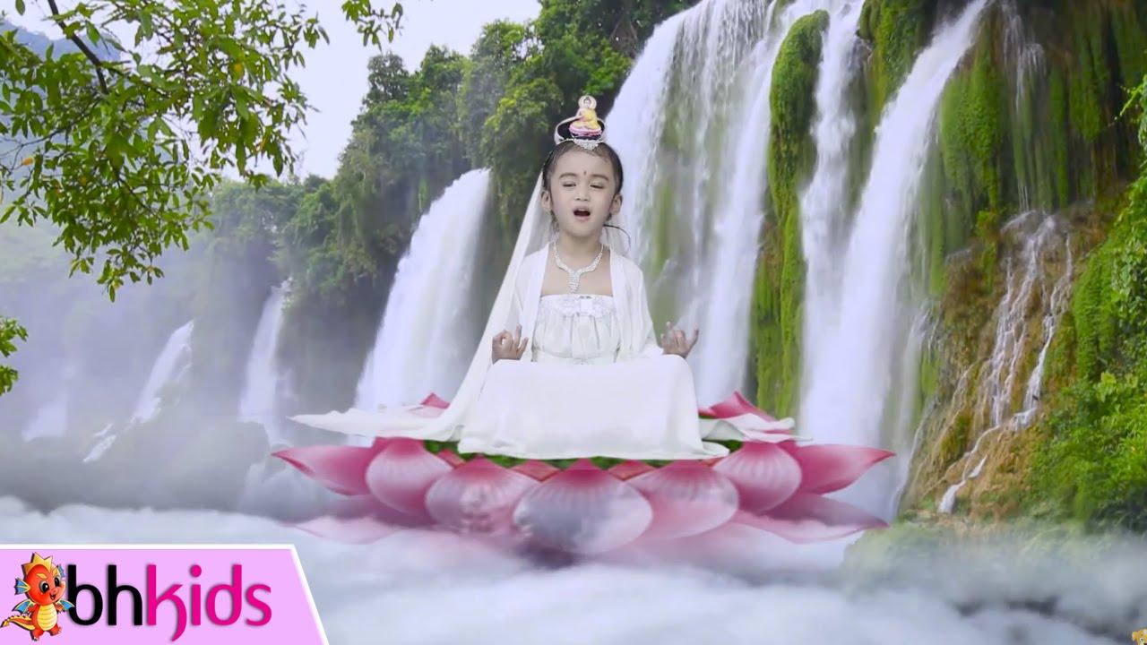 Mẹ Từ Bi –  Bé Tú Anh 4 Tuổi | Nhạc Phật Giáo [Official MV]
