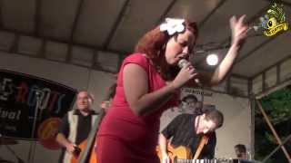 ▲Laura B & The Moonlighters - Tough lover - Vintage Roots Festival 2014