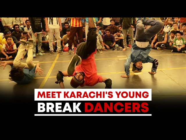 Meet Karachi's Young BreakDancers | MM News TV