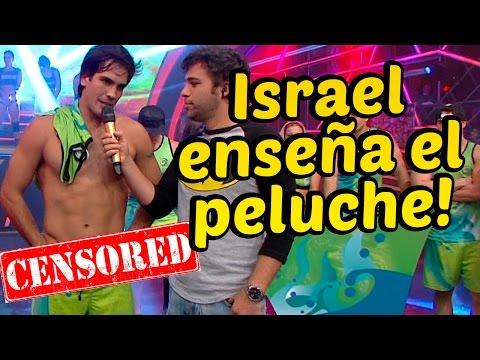 COMBATE: ISRAEL ENSEÑA EL PELUCHE En El Dia De Eliminacion 12/09/14