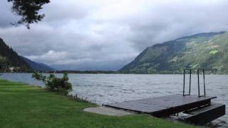 Zell Am See, Austria | Timelapse