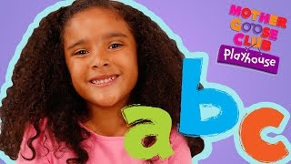 Abc Song | Mother Goose Club Playhouse Kids Video