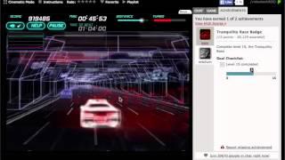 Neon Race 2 Walkthrough (Easy and Medium Badges)