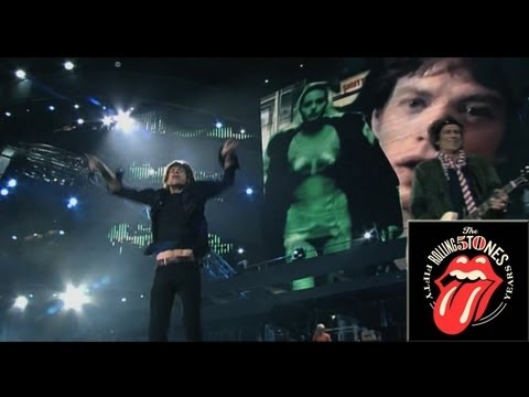 The Rolling Stones - She's So Cold - Live In Texas