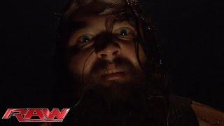 "Bray Wyatt sends a bizarre message about ""tragedy"": Raw, February 2, 2015"