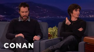 Tig Notaro & Jon Dore Deconstruct Goldilocks  - CONAN on TBS
