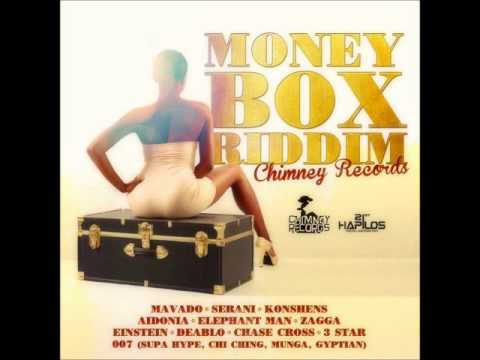 Money Box Riddim Instrumental - June 2012