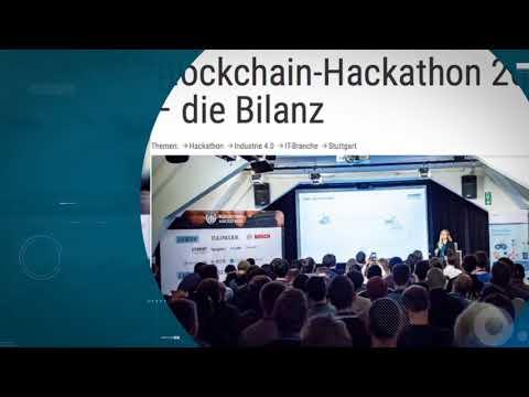 Porsche introduces blockchain to car