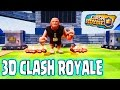 Clash Royale 3d Oyunu - Dev Oldum  - Oha