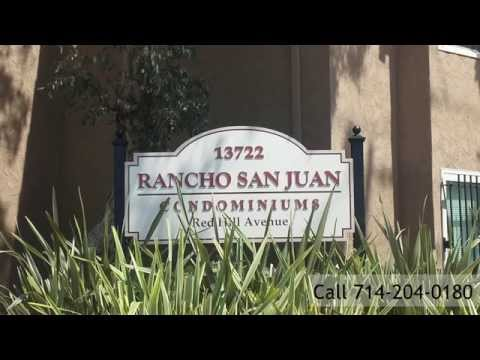 Rancho San Juan, Tustin,  Post & Panel Monument Sign by Focal Point Signs