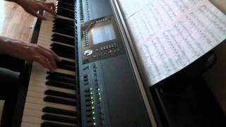 Piano cvp 405 Le beau Danube bleu