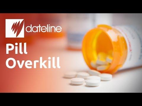 Pill Overkill: America's painkiller epidemic