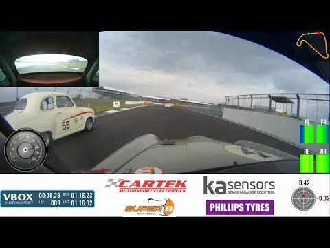 HRDC Silverstone 2019  - Coys Race