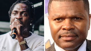 J Prince Recieves THREATENING Text MESSAGES From Pusha T?! Details Inside!