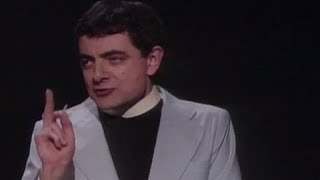 Rowan Atkinson Live - Wedding From Hell [Part 1] The Priest