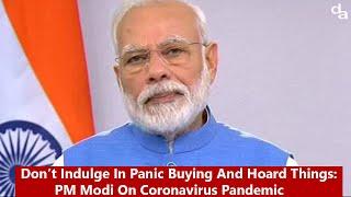 """Janata Curfew"" On Sunday From 7 am To 9 pm, Says PM Modi On Coronavirus Outbreak"