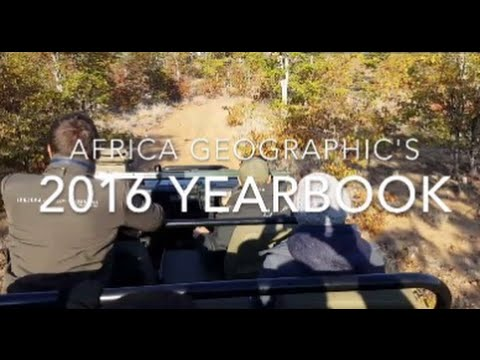 Introducing Africa Geographic's 2016 Yearbook