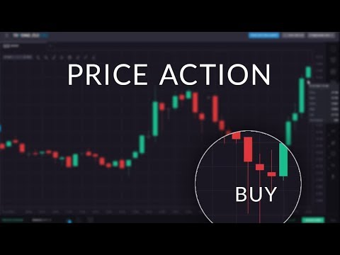 How to Use Price Action in Trends