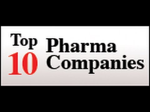 Top 10 Pharmacy Companies in Ahemadabad