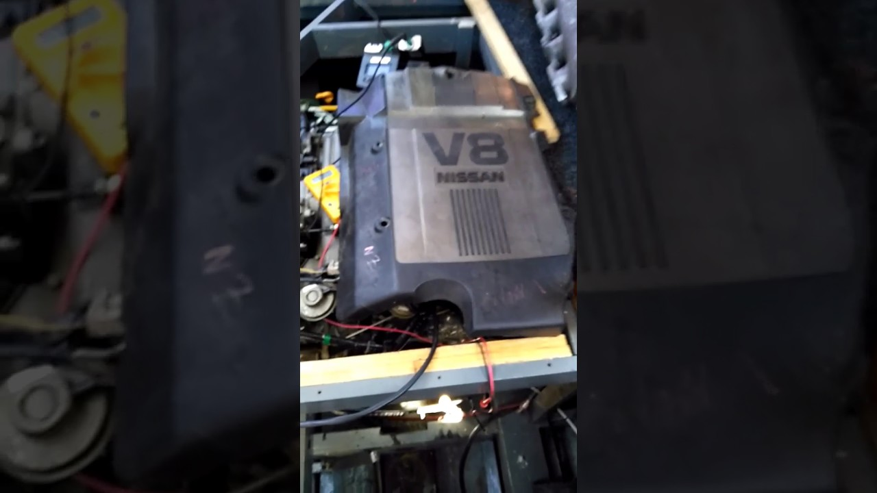 Nissan Vh41 Wiring Diagram Trusted Diagrams Vg30 Y33 Vh41de How To Wire Stock Ecu Youtube Rh Com Vg30e Engine Vr