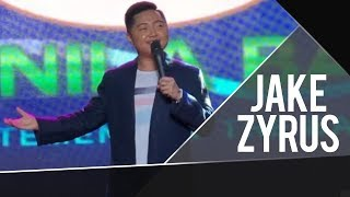 Jake Zyrus sings What A Wonderful World