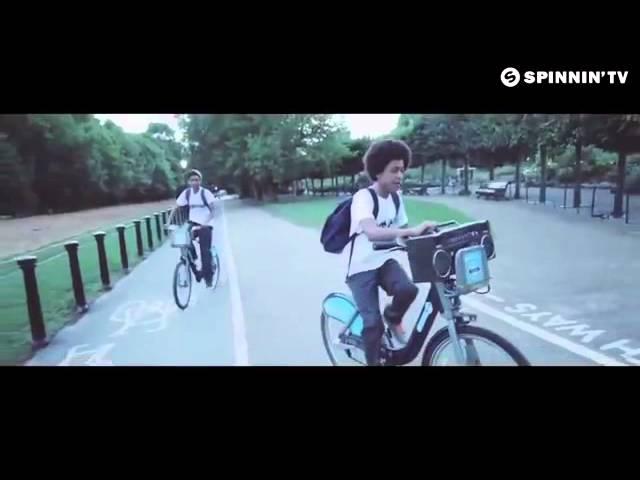 Showtek ft We Are Loud Sonny Wilson   Booyah Official Music Video