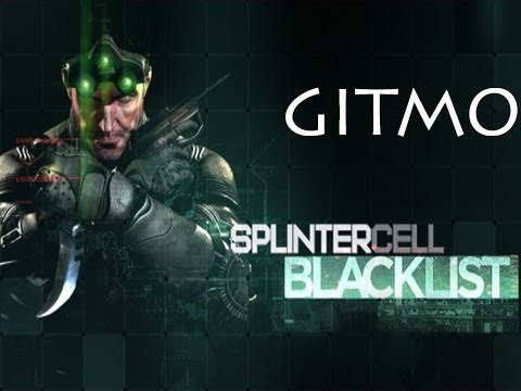 Splinter Cell Blacklist Walkthrough Part 9 - Detention Facility - Guantanamo Bay, Cuba
