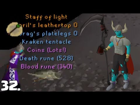 Pked Bank From Maxed Main/ Scythe Of Vitur Dream! - Old School Runescape