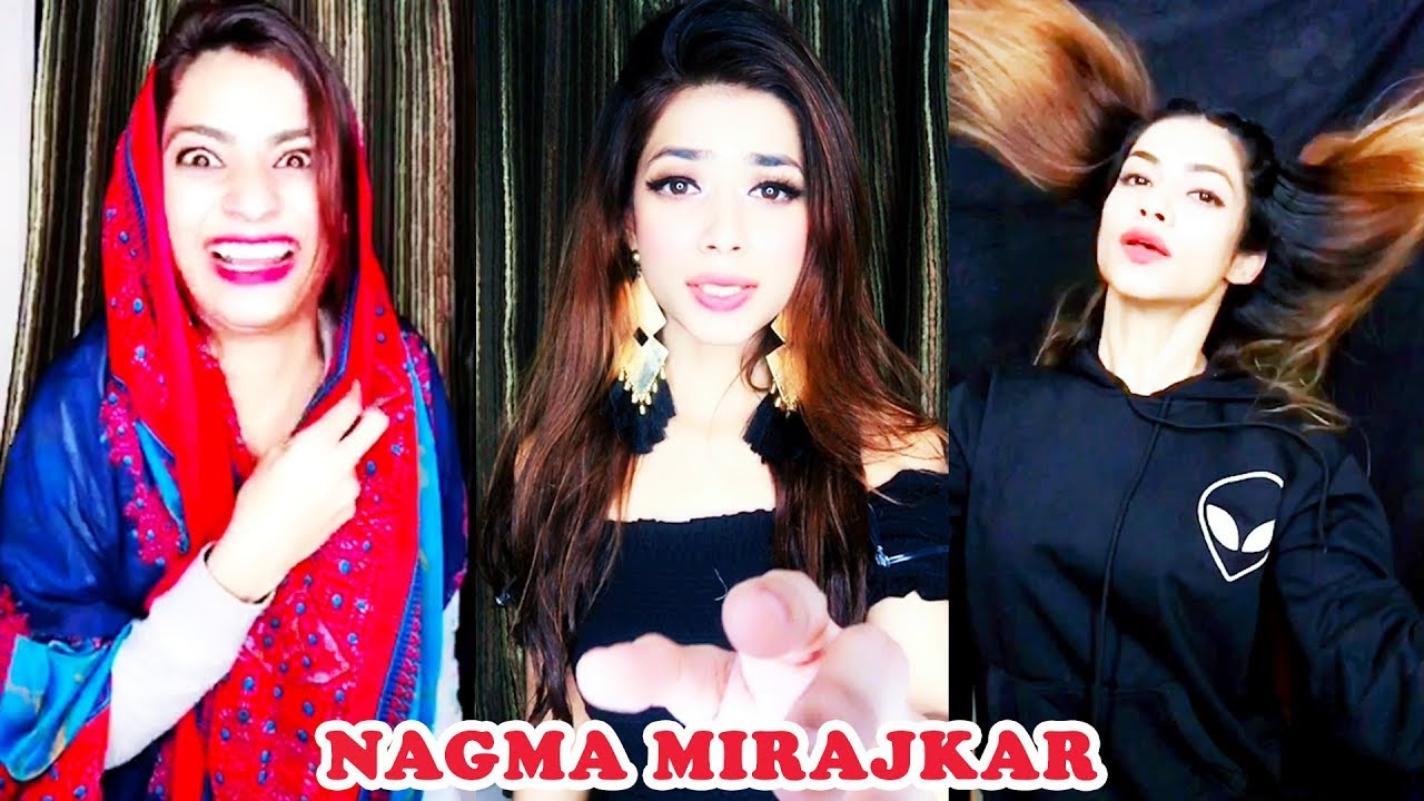 NEW Nagma Mirajkar Musical ly 2018 | The Best Musically Compilation