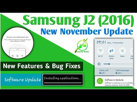 Samsung Galaxy J2 (2016) Video clips - PhoneArena
