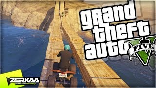 "GTA 5 Funny Moments | ""THE BRIDGE OF DEATH"" 
