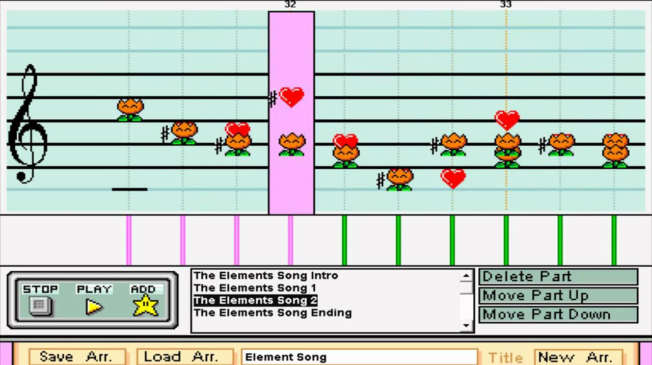 Mario paint composer the element song tom lehrer youtube mario paint composer the element song tom lehrer gamestrikefo Choice Image