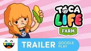 Work & Play the Farmer's Way |Toca Life: Farm | Google Play Trailer | @TocaBoca