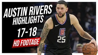 Highlights from clippers sg austin rivers 2017-2018 season.get your sportzcases here! - http://sportzcases.com?aff=304promo code for 10% off: skydesignstwitt...