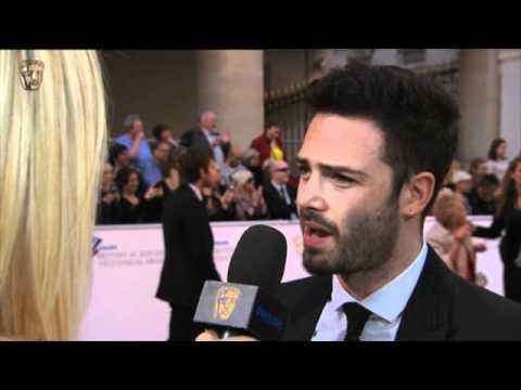 David Leon - Television Awards Red Carpet in 2011