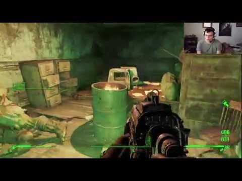 Fallout 4 Far harbour part 1: The long road to Far harbour