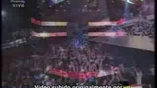 RBD - Money Money ( Barquisimeto Top Festival 2008 )
