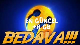 Turkcell Bedava Internet 06.02.2019 En GÜncel 8 Gb Hedİye İnternet !!