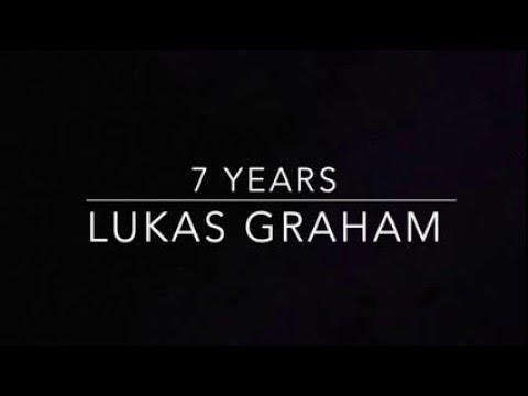 Lukas Graham- 7 Years (Lyric Video) (Sped Up)