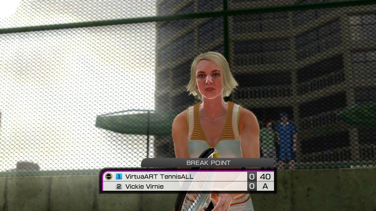 Fix Virtua Tennis 4 Fatal Error Configuration (Solved)
