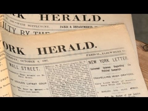 International Herald Tribune celebrates 125 years