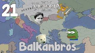 Victoria 2 HFM multiplayer - Balkanbros 21