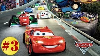 Disney Pixar Cars 2: Unwelcome Aboard Battle Race - Cars 2 Video Game