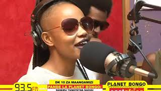 Dakika 10 Za Maangamizi - One Incredible  X Rosa Ree | Planet Bongo