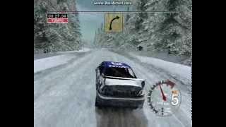 Colin McRae Rally 04 - Crash Montage
