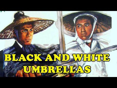 Wu Tang Collection - Black and White Umbrellas (ENGLISH Subtitled)