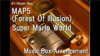 mario the music box art