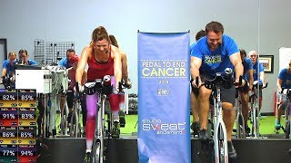 Free 60-Minute Spin® Class! Pedal to End Cancer Charity Cycling Class